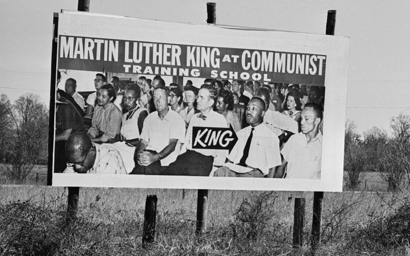comparing old major and martin luther king jr The march on washington for jobs and freedom bibles and a major weapon original program for the march on washington martin luther king, jr's speech at the.